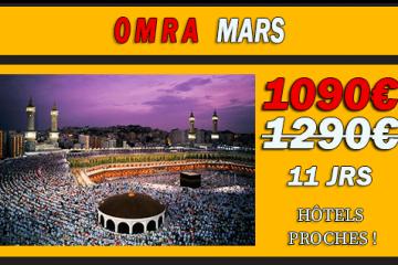 Omra Mars 2020
