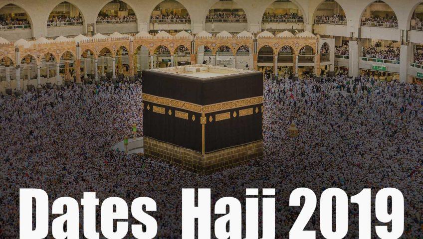 Dhul Hijja 2019 Calendrier.3 Choses A Savoir Sur Les Dates Du Hajj 2019