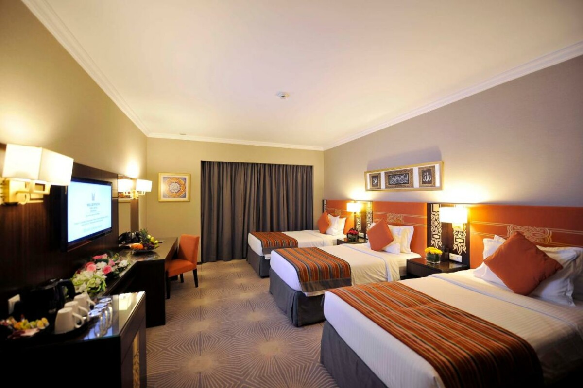 Taiba Madinah Hotel8